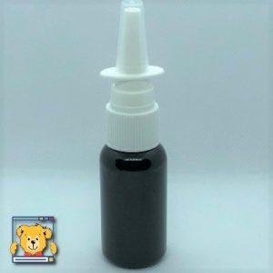 Bouteille vaporisateur nasal